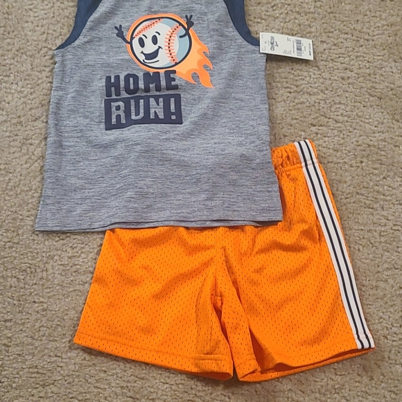 NWT 3T Boys Summer Outfit